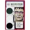 Tri Color Palette Frankenstein